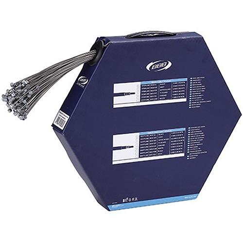 Caja De Cables De Freno BBB Brake Wire Mtb Bcb-41Fs 1.5X900Mm  (100Uds.) (Oferta)