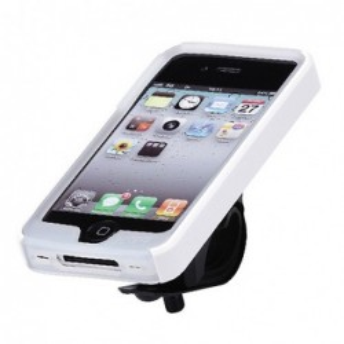 Funda BBB  Patron Para Iphone 4S Blanco Bsm-02 (Oferta)
