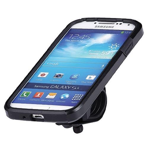 Funda BBB Patron Para Samsung Galaxy 4 Negro Bsm-06 (Oferta)
