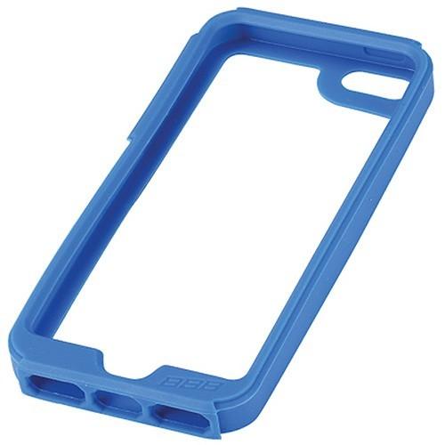 Funda BBB De Silicona Mount Sleeve Para Iphone5/5S Azul Bsm-31 (Oferta)