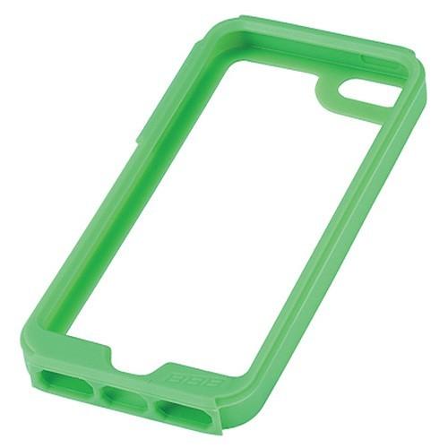 Funda BBB De Silicona Mount Sleeve Para Iphone 5/5S Verde Bsm-31 (Oferta)