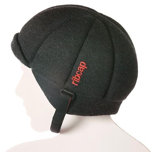 Gorra Con Proteccion Ribcap Jackson Antracita T-M