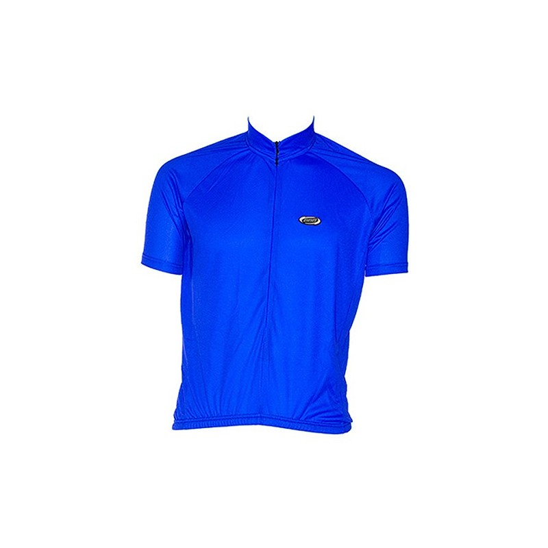 Maillot M/C BBB Solid Jersey Azul T-S Bbw-52 (Oferta)