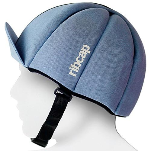 Gorra Con Proteccion Ribcap Hardy Azul T-S