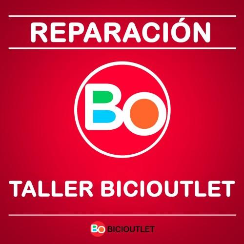 REPARACIÓN TALLER BICIOUTLET